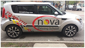 Nova Driving School - Car