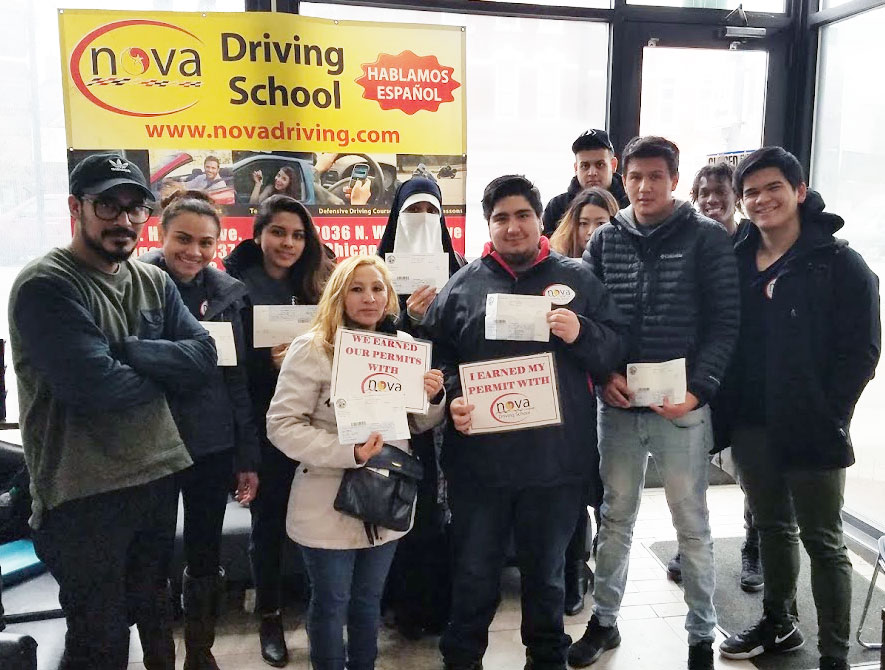 Driving Instruction Permits Chicago & Evanston | Nova Driving School